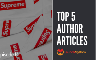 Top 5 Articles for Authors: Episode 14