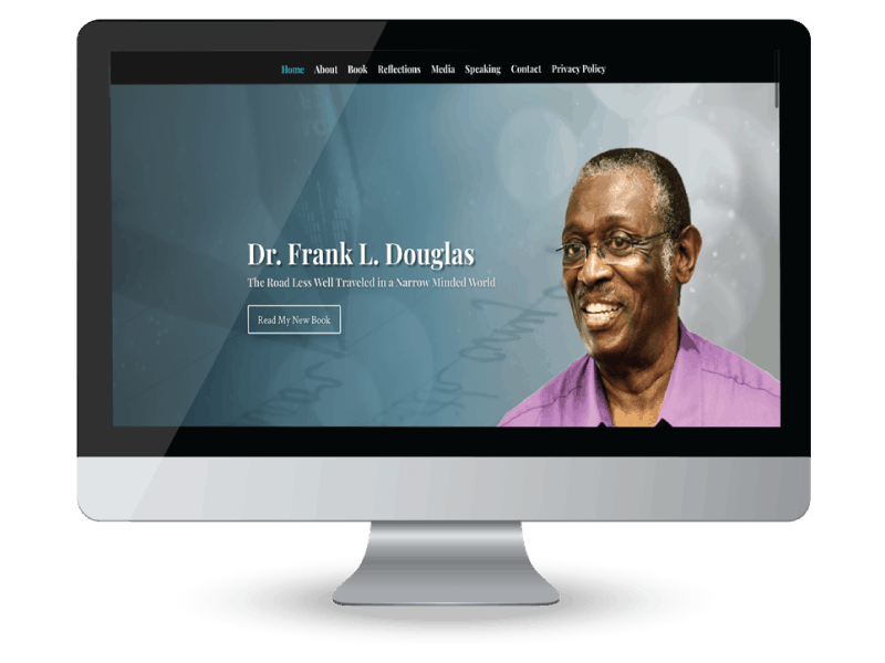 Dr. Frank Douglas author website