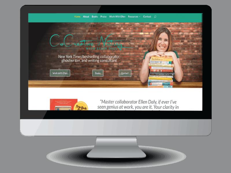 Ellen Daly writer website