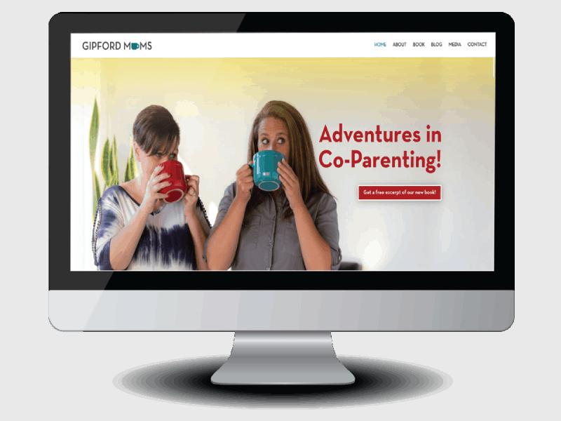 Erin Gipford author website