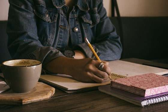 Write and then edit your book
